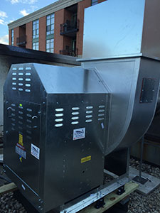 Kitchen Hood & Exhaust Systems | Air Blue Heating and