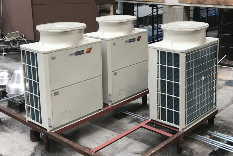 Commercial HVAC Project 8