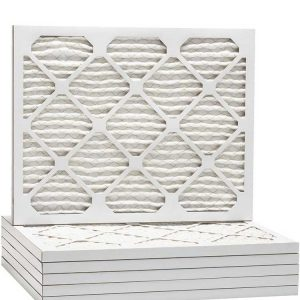6 Standard 1 Inch Thick Air Filters